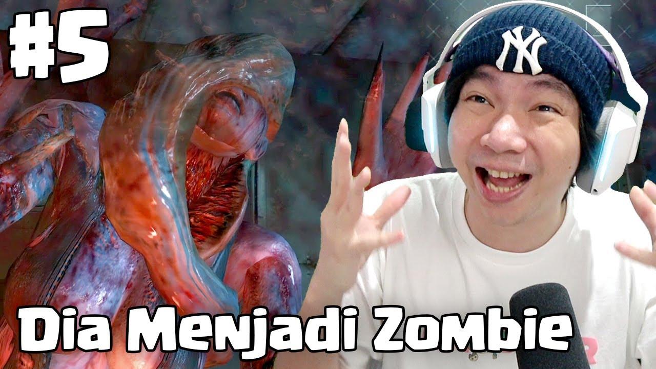 Teman Kita Jadi Zombie - Resident Evil Revelations Indonesia - Part 5