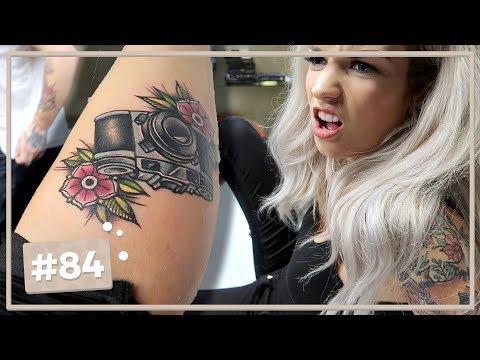 Tattoo zetten in Berlijn | VLOG 84