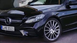 2019 Mercedes C Class C43 AMG Interior Exterior Drive | STYLE OF CAR