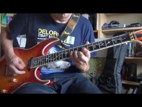 Judas Priest- Jawbreaker (HD guitar cover)
