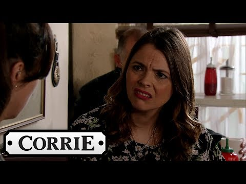Coronation Street - Tracy Finds Out About Ronan's Deadly Crash | PREVIEW