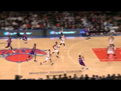 Sacramento Kings vs New York Knicks | February 12, 2014 | NBA 2013-14 Season