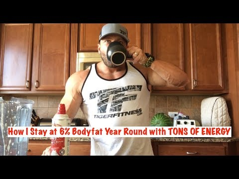 How I Stay at 6% Bodyfat Year Round with TONS OF ENERGY - Full Day of Eating | BTH 98