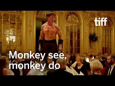 How THE SQUARE found the Best Monkey Impersonator  Ruben Östlund  TIFF 2017