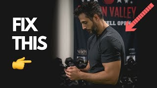 How to Fix Rounded Shoulders (GONE IN 4 STEPS!)   MIND PUMP
