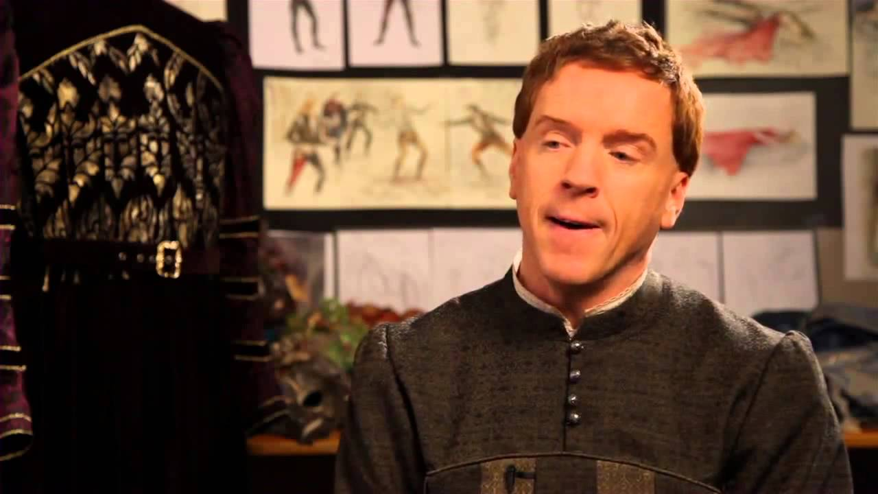 Romeo and Juliet  Damian Lewis Lord Capulet On Set Movie Interview