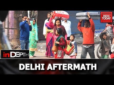 Delhi Riots: This Is How The Residents Are Limping Back To Normalcy   In Depth