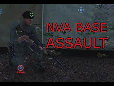 NVA base Assault: Arma 3 Zeus UNSUNG Vietnam Ops