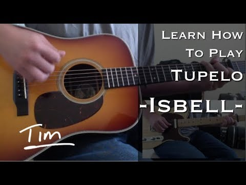 Jason Isbell Tupelo Chords and Tutorial - YouTube