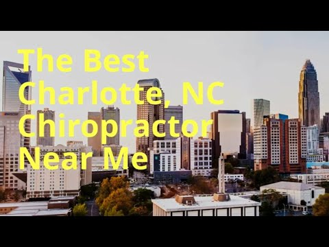 The Best Charlotte, NC Chiropractor Near Me | Tebby Clinic | 704-541-7111