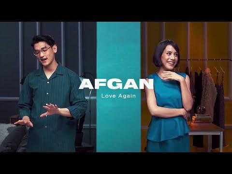 Afgan - Love Again | Official Video Clip