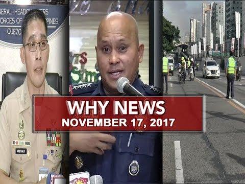UNTV: Why News (November 17, 2017)