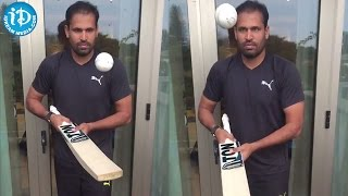 Yusuf Pathan Batting Preparation In IPL EXCLUSIVE Video