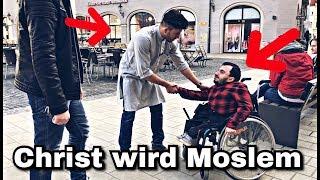 Du bist jetzt Moslem - PRANK / Christ wird Moslem!!! 😲😲 | FaiSo_TV