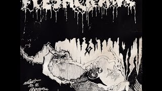Fleshcrawl - Lost In A Grave [1991][Full Vinyl 7´´][HQ]