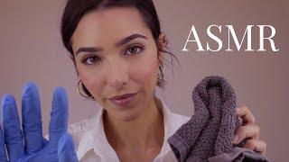 ASMR Relaxing Spa Skin Treatment & Facial