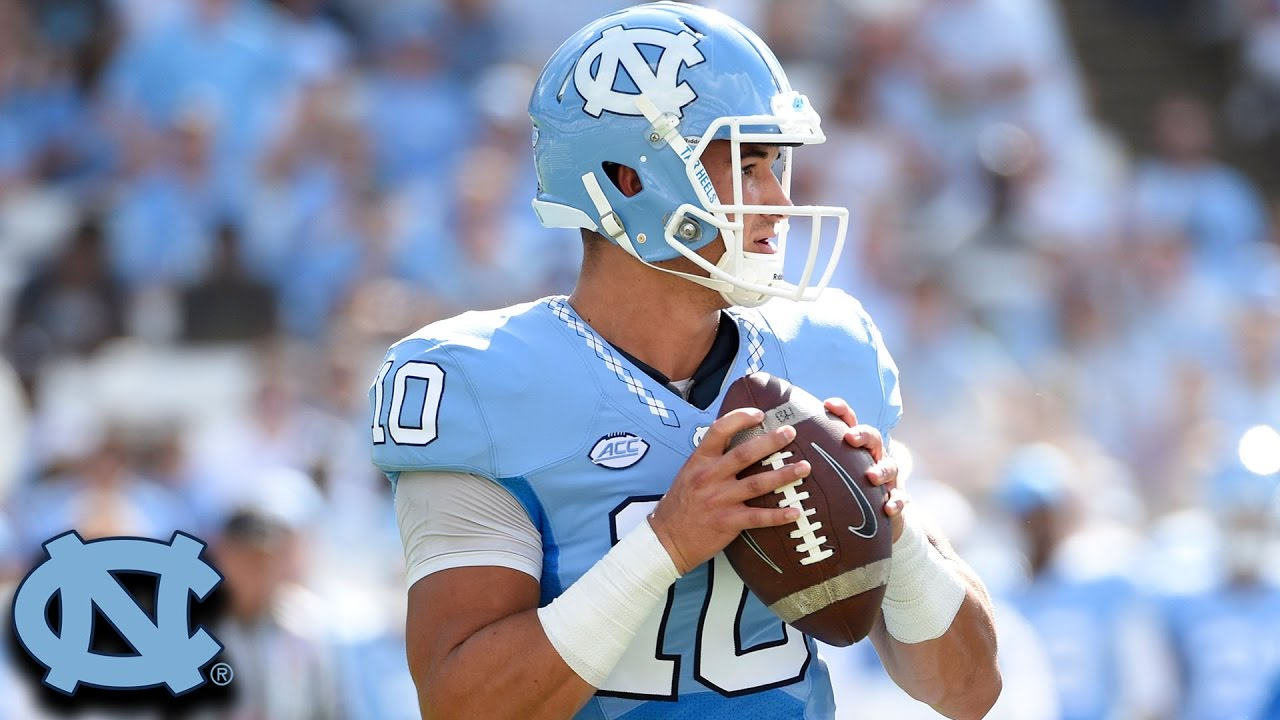 brand new 3fda4 ed475 Mitch Trubisky: UNC's Clutch Playmaker Is A Prototypical NFL QB