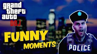 DOJ Funny Moments (o.O )