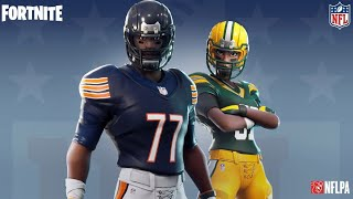 New FOOTBALL SKINS out Right now! (Fortnite season x)