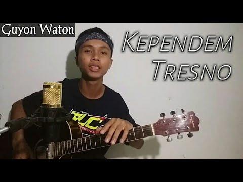 Kunci / Chord Gitar Kependem Tresno [ Guyon Waton ]