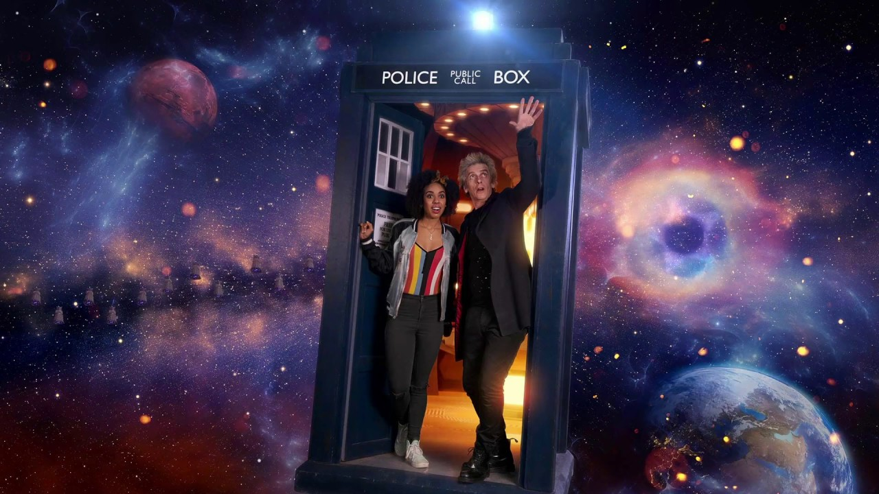 TARDIS   Series 10   The 12th Doctor's Final Journey