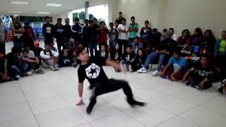Bboy Toño (Chignautla) vs Bboy Salsa (Tierra Blanca) CB22