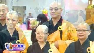 【慈悲報導】105-07-10 摩訶朱拉隆功 淨覺僧伽大學畢