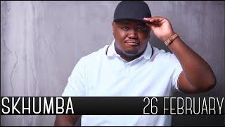 Skhumba Talks About an eNCA Reporter