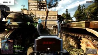 Battlefield 4 Multiplayer - MMOGA Gameplay Test