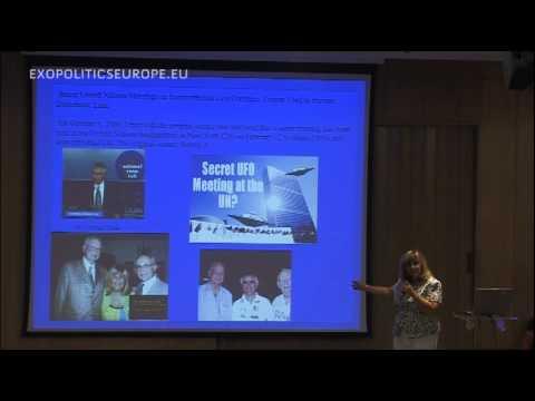 ET visitations and implications for Earth - Examining the 1945 San Antonio crash - Paola Harris