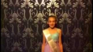 Alicia, South East's Dazzling Beauty Junior 2014 - Grand Finalist Video Thumbnail