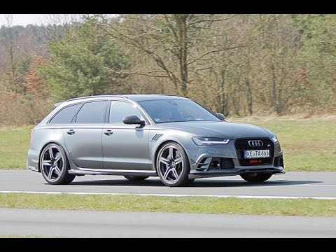 abt audi rs6 r review fahrbericht test sound youtube. Black Bedroom Furniture Sets. Home Design Ideas