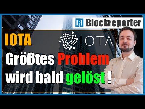 IOTA ohne Koordinator Test Netzwerk znet | Blockreporter deutsch kryptowährung