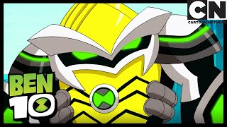 Ben and the Water Whirl | The Greatest Lake  | Ben 10 | Cartoon Network