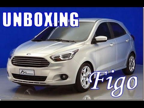 Unboxing Nuevo Ford Figo  Mexico