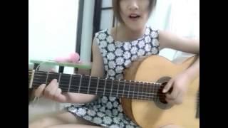 Vì  tôi còn sống guitar cover