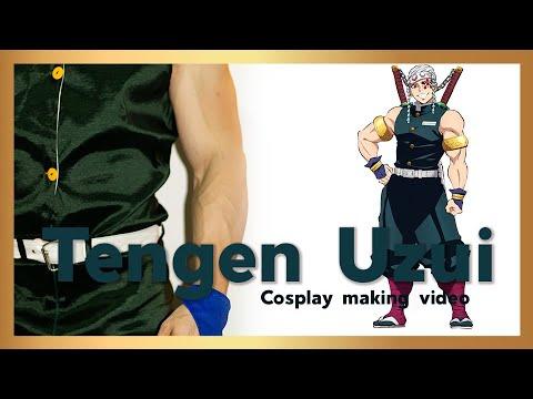 Kimetsu No Yaiba Demon Slayer Uzui Tengen Cosplay Process Diy Pato Lagarda Youtube Back to demon slayer cosplay. kimetsu no yaiba demon slayer uzui tengen cosplay process diy pato lagarda
