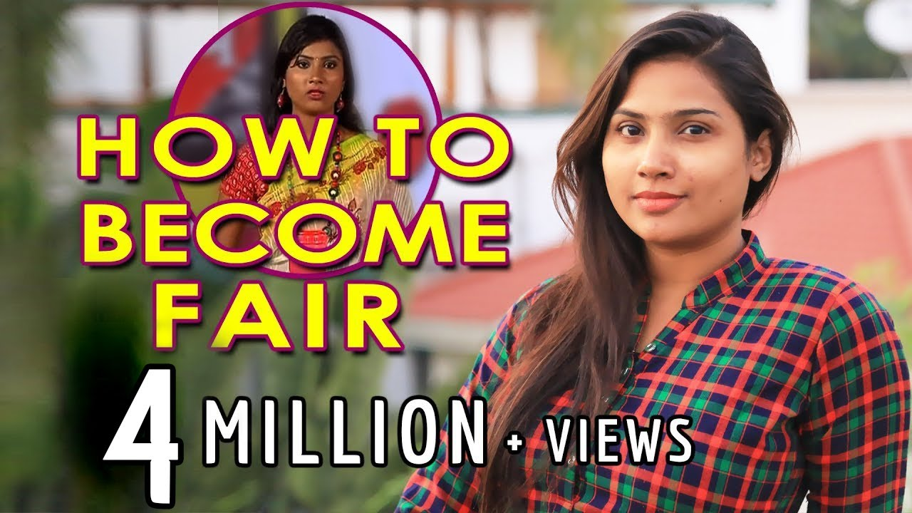 Download How to Become Fair / Skin Care Routine by Myna Nandhini / 2018 India