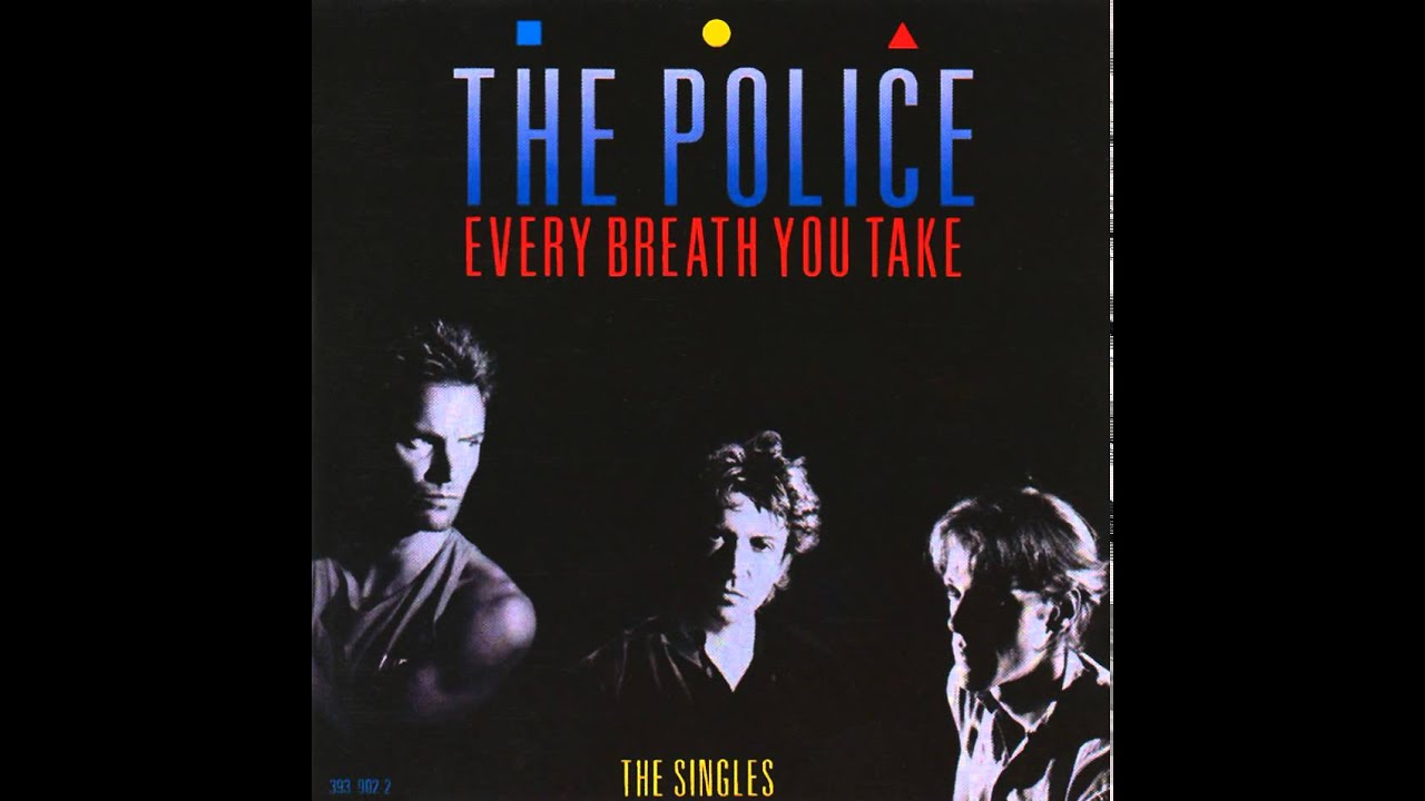THE POLICE Every Breath You Take - YouTube