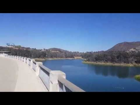 #52 (10/1/2016) The Hollywood Reservoir and Mulholland Dam