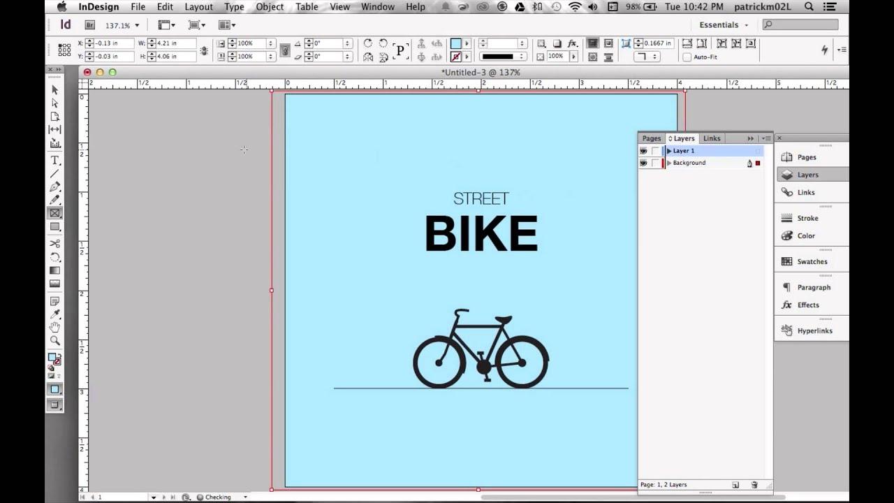minimalist bike flyer youtube