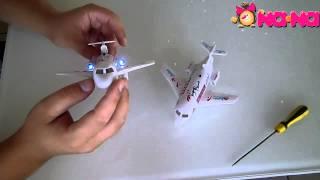 видео Игровые наборы аэропорт