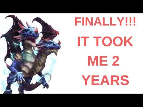 Finally After 2 Years DEMOGORGON Is Myne!!! Castle Clash 2018