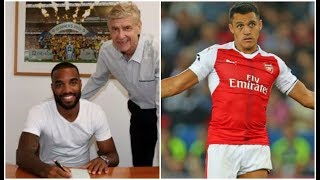 Lacazette Has Gooners Buzzing But WTF Is Up With Alexis?  | AFTV Transfer Daily