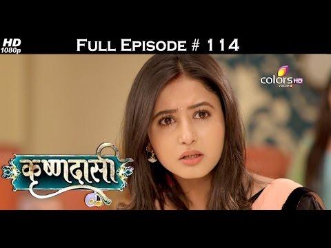 Krishnadaasi - 1st July 2016 - कृष्णदासी - Full Episode