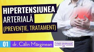 Hipertensiunea arterială - Dr. Călin Mărginean