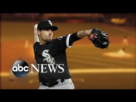 White Sox player in critical condition after suffering brain aneurysm