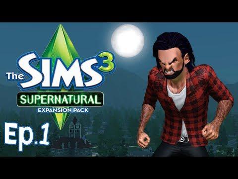 The Sims 3 - Lupi mannari! - Ep.1 - Supernatural - [Gameplay ITA]