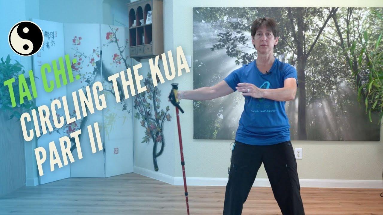 Generating Power through The Kua: Part II