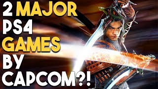 2 MAJOR PS4 Games By CAPCOM?! EA LOVES LOOT BOXES!